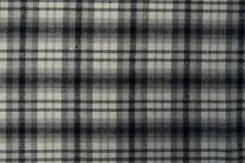 "Cotton Flannel Plaid Tartan Fabric By The Yard # B - 60""W"