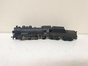 Unique Marklin Hamo locomotive a vapeur 230F  en HO