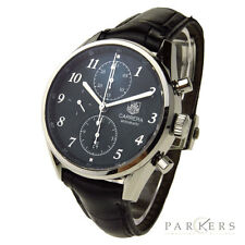 TAG HEUER CARRERA STAINLESS STEEL AUTOMATIC WRISTWATCH CAS21110 DATED 2012