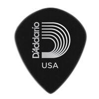 25 Duralin Black Ice Guitar Picks Extra Heavy 3DBK7-25 D'Addario Planet Waves