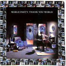 """World Party - Thank You World - 7"""" Record Single"""
