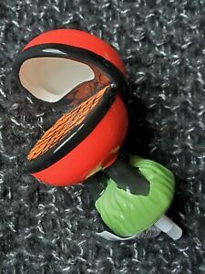 Nora Fleming mini - A63 Hot Stuff summer BBQ Grill with NF - new with tag