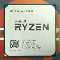 AMD Ryzen R7 1700 3.0 GHz 8-Core 16T - 12 Month Warranty Included