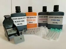 High Quality Ink Cartridge Refill Kit for HP 301 & 301XL Black & Colour