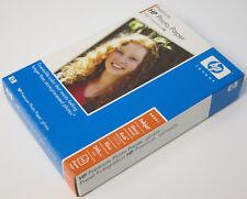 "HP Premium Photo Paper 100 Sheets Glossy Inkjet 4"" x 6"" 10mil 64lb UNOPENED Box"