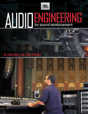 JBL Audio Engineering for Sound Reinforcement John M Eargle Pro Audio Book NEW