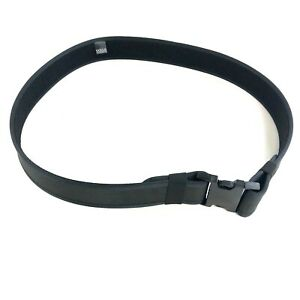 Gould & Goodrich 2 Inch Buckled Belt, Black Military Police Tactical, XL
