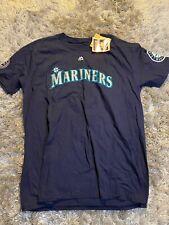 Seattle Mariners Edgar Martinez #11 Cooperstown Shirt Size XL