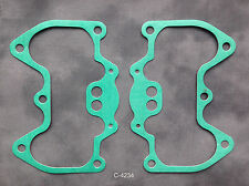 2x GASKETS Rocker box for 750cc Triumph Bonneville T140 & Tiger TR7.  71-2599