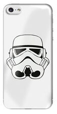 Storm Trooper Gel Domed Sticker/Decal for Rear of iphone 5