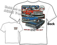 63 64 65 Impala T Shirt 1963 1964 1965 Chevy Shirt Chevrolet Clothing Muscle Car