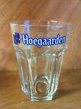 Hoegaarden Beer Glass 33 cl - Set of Two (2) - NEW & Well Wrapped for Shipping