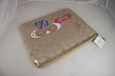New with tag authentic Coach Ipad case