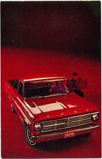 1969 FORD RANGER TRUCK DEALER PROMOTIONAL ADVERTISING POSTCARD