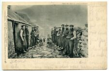 """1902 postcard """"ST KILDA PARLIAMENT"""" with  BLANTYRE c.d.s on KEVII ½d"""