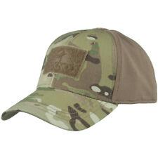 Condor Flex Baseball Army Cap Military Patrol Polycotton Mens Hat Multicam Camo S/m