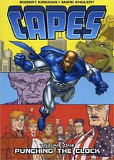 Capes Volume 1 (v. 1)-ExLibrary