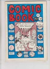 Comic Book #1 VG underground comix - winsor mccay little nemo in slumberland