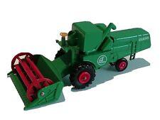 Claas combine Harvester Mähdrescher grün Matchbox King Size K-9 England 60s