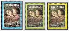 Timbres Oiseaux Costa Rica PA719/21 ** lot 17913
