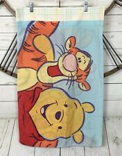 Vintage Winnie the Pooh Tigger Pillowcase Pillow Case Standard Childrens Disney