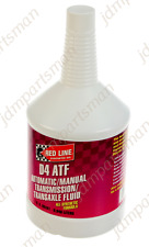 REDLINE D4 ATF Synthetic Automatic Transmission Fluid for Lexus and Toyota