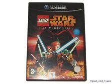 # LEGO star wars: le jeu vidéo allemand Nintendo GAMECUBE JEU // GC-top #