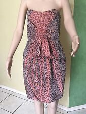 Cue Size 10 Strapless Party/Formal Dress BNWT