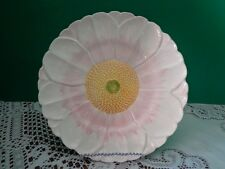 Faiancas Neto & Gomes LDA Floral Plate Pink Flower Portugal 8.5 inch