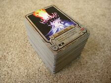 Guardians CCG Base Set Limited edition - 201 unique cards NM/M