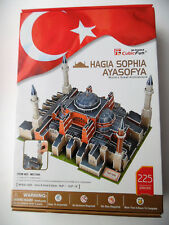 3D Puzzle Hagia Sophia / 2.Wahl / Ayasofya Cubic Fun Moschee Mosque Cathedral