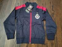Chivas de Guadalajara youth jacket kid's track jacket futbol liga mx mexico