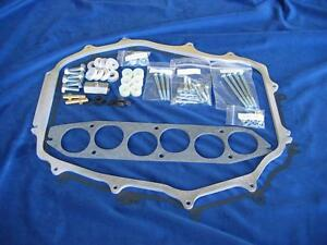 Motordyne Engineering ISO Thermal 5/16 Plenum Spacer 350z G35 M35 FX35 VQ35DE VQ