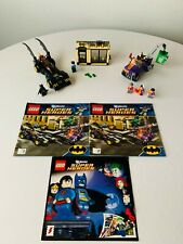 Lego Dc Super Heroes Batman 6864 Batmobile and the Two-Face Chase 100% Complete