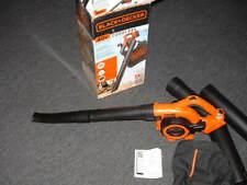 Black & Decker 40v Max  Cordless Hard Surface Sweeper Blower Vac LSWV36 Vacuum