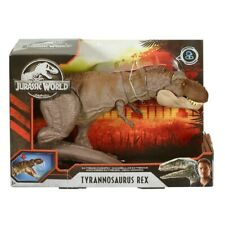 "Jurassic World Legacy Collection Extreme chompin Tyrannosaurus Rex 20"" T-Rex Toy"