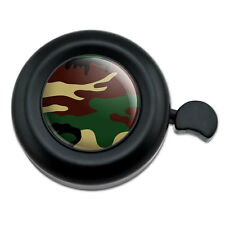Camouflage Army Soldier - Bicycle Handlebar Bike Bell