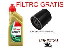 TAGLIANDO OLIO MOTORE + FILTRO OLIO KTM DUKE 4T 125 10/16
