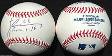 JAMES RAMSEY SIGNED OMLB BASEBALL ST LOUIS CARDINALS 1ST RD PICK AUTOGRAPHED J3