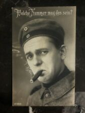 1915 Germany Feldpost RPPc Postcard Cover Which number does this have? Soldier