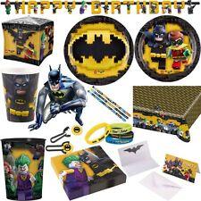 Lego Batman Movie Kindergeburtstag Party Deko Geburtstag Robin Set Motto Junge