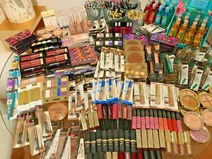 10 Unit Lot L'Oréal Maybelline NYX Milani Beauty Make-Up Cosmetic FREE SHIPPING