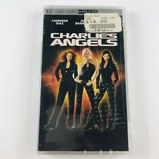 Charlie's Angels (Sony PSP, UMD Video, 2005, Widescreen) NEW SEALED