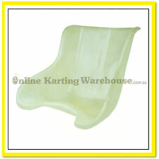 GO KART SEAT 280mm  FIBREGLASS NEW - OVER STOCKED SPECIAL