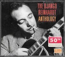 COFFRET 2 CD COMPIL 36 TITRES--DJANGO REINHARDT--THE DJANGO REINHARDT ANTHOLOGY