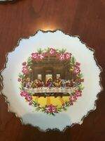 Vintage Last Supper - Decorative Plate for Walls