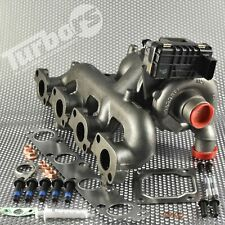 Turbolader Ford Mondeo 2.0 TDCi Jaguar X Type 2.0 D 96 kW 130 PS 4S7Q6K682EE