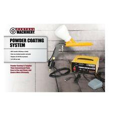 Complete Powder Coating System Paint Gun Coat Kit New