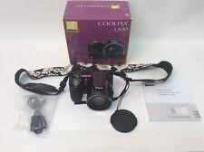 Nikon COOLPIX L830 16.0MP Digital Camera - Plum NO RESERVE!!!!