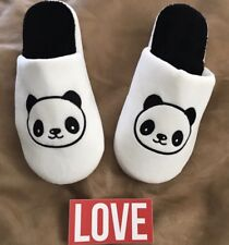 Panda 🐼Animal Slippers 🐼 (For Adults) ONE SIZE EDM RAVE VIP